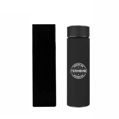 Thermos With Filter Stainless Steel
