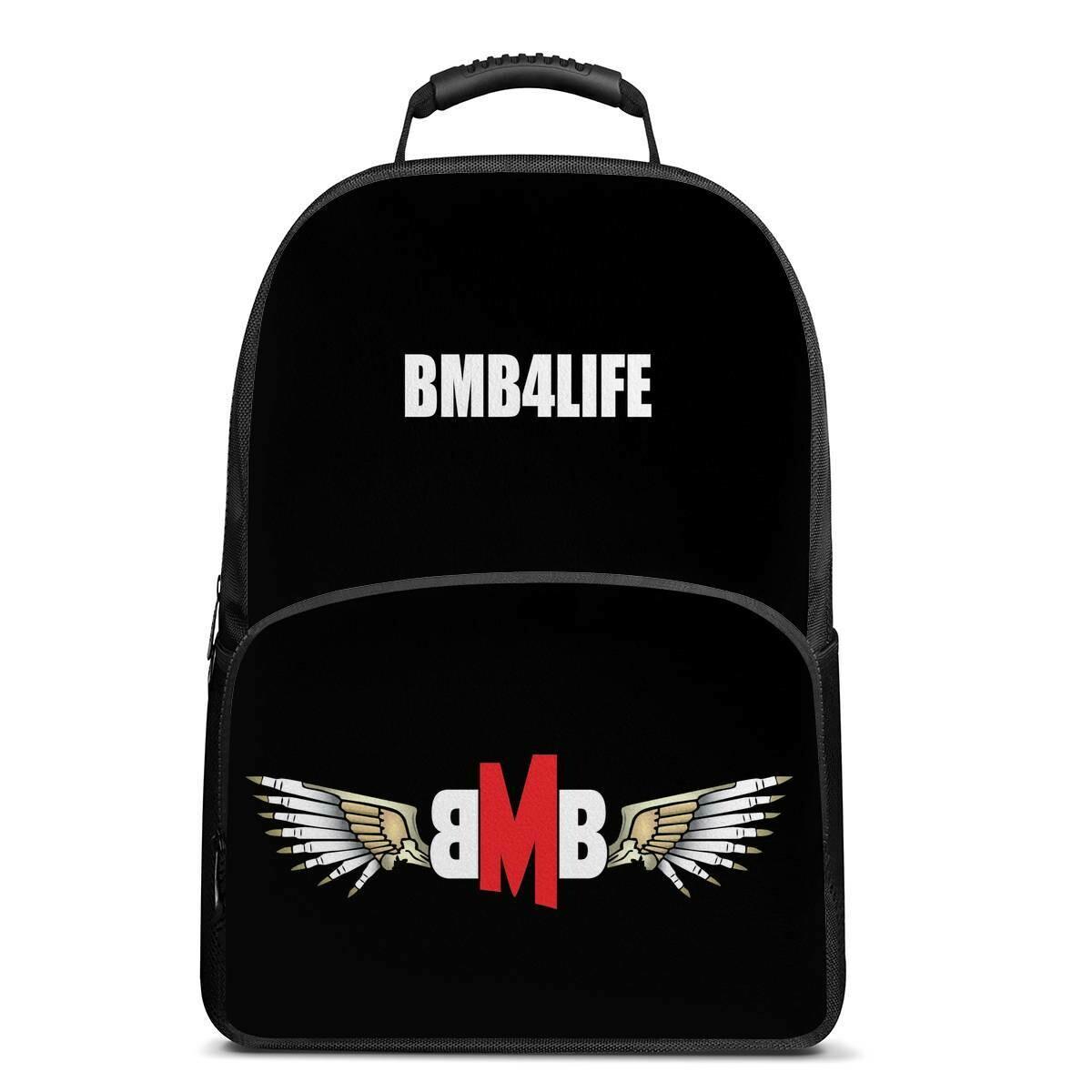 School BackPack 17 Inch Felt Backpack