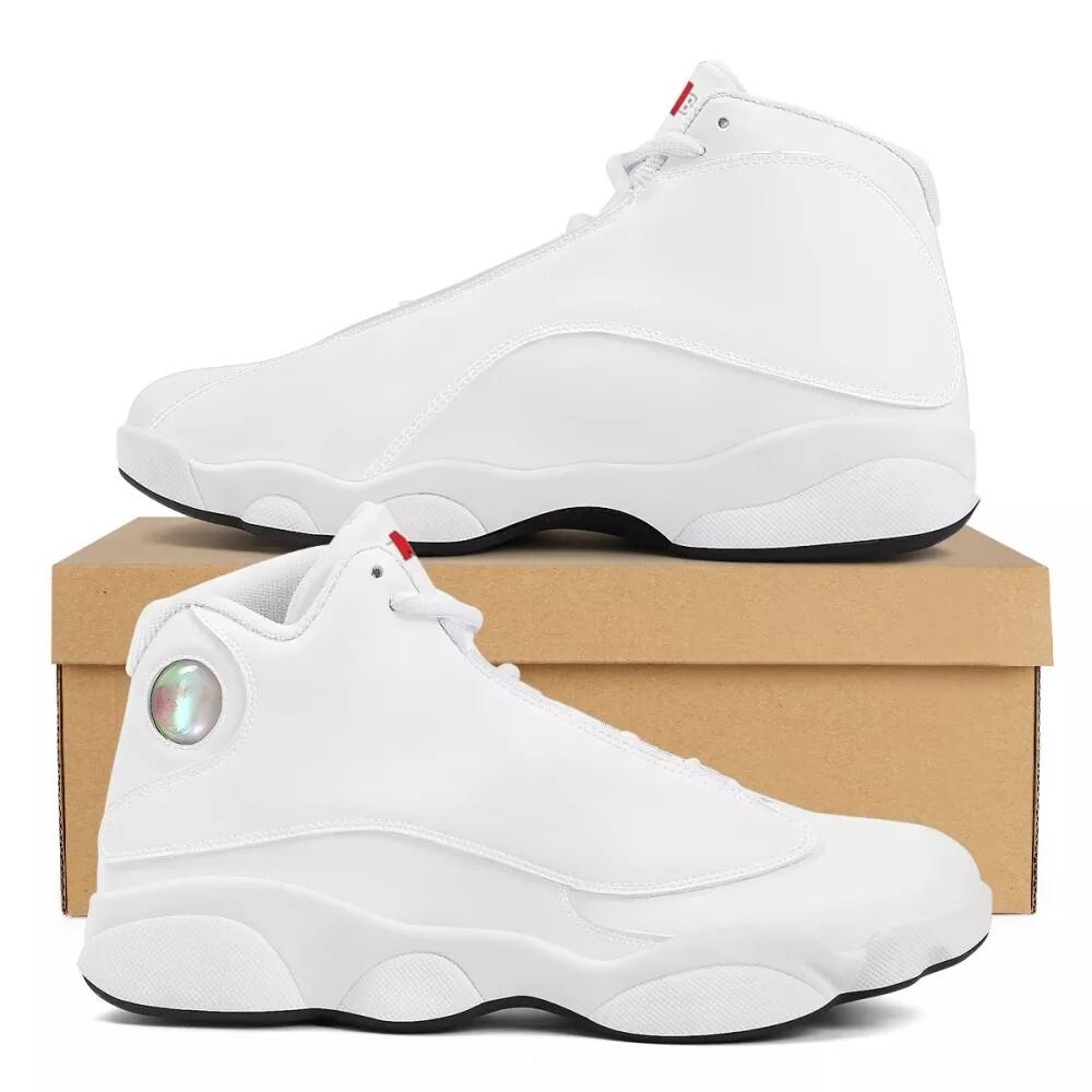 BMB White Shoes