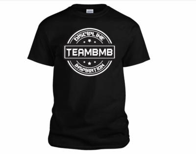New Black T-shirts (BMB4LIFE)