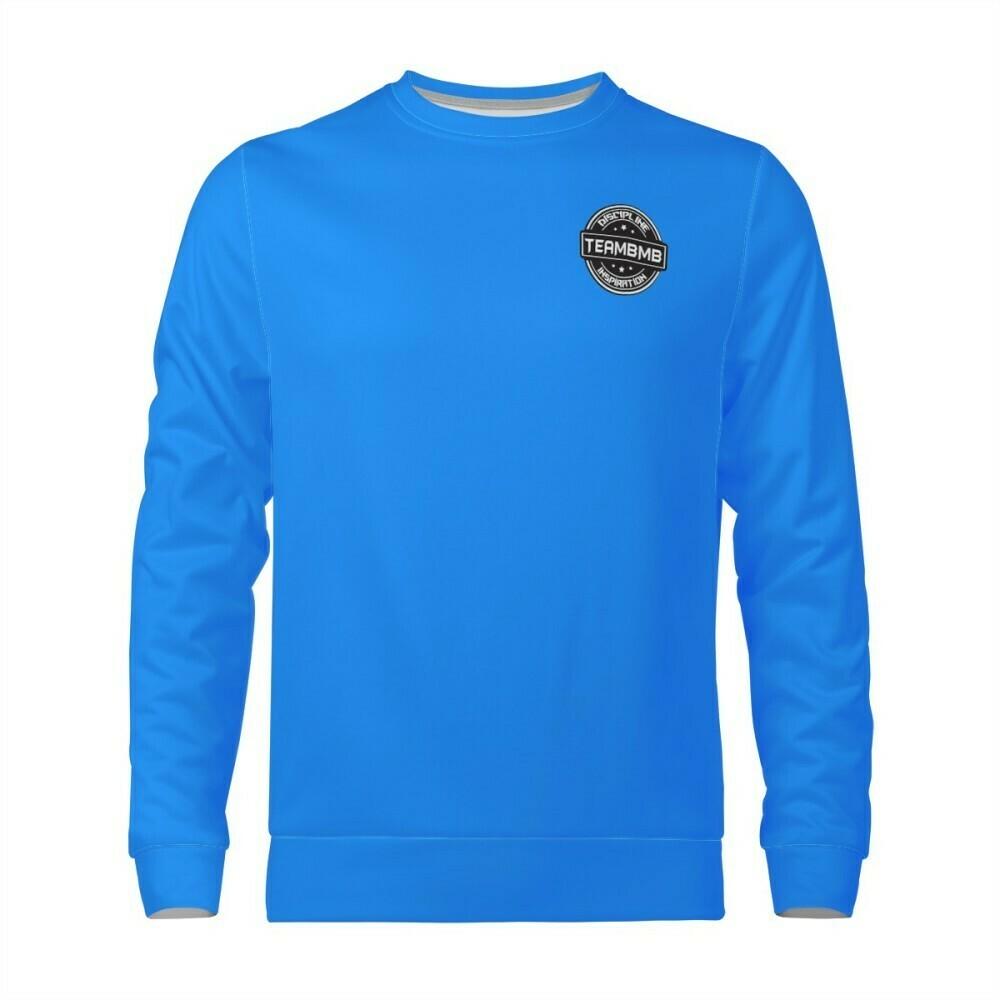 Crew Neck Unisex Sweater