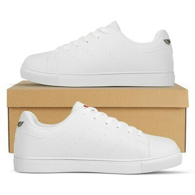 Low Top Leather Shoes