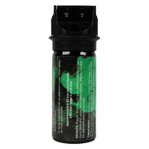 1.2% MC 2 oz pepper spray stream flip top