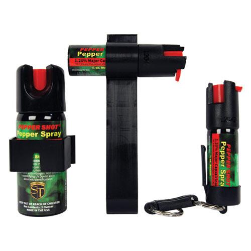 1.2% MC Tri-pack pepper spray