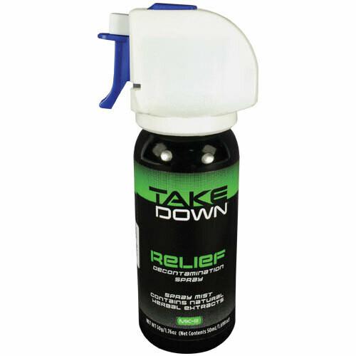 Decontaminant Spray