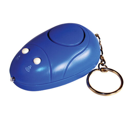 KEY CHAIN ALARM WITH LIGHT