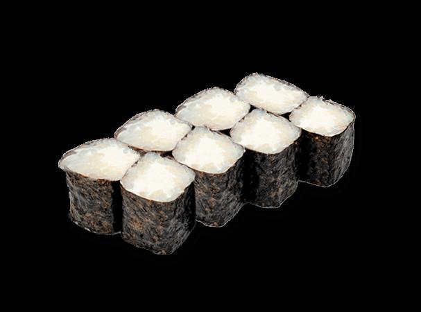 Маки Сырный (со сливочным сыром внутри)