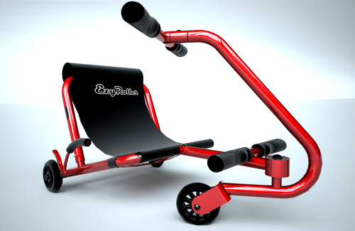 Ezyroller Junior Red
