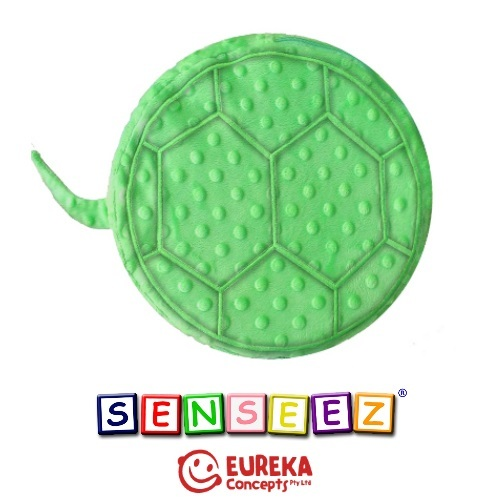 Senseez vibrating cushion - Bumpy Turtle (plush)