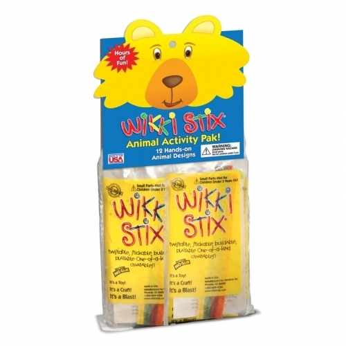 Wikki Stix Animal Pack