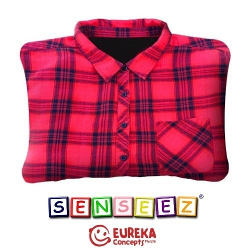 Senseez vibrating pillow for Teens - Flannel
