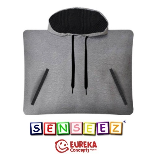 Senseez vibrating pillow for Teens - Hoodie