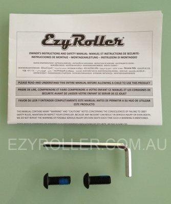 Ezyroller Classic Screws & Tools