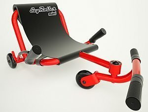 Ezyroller MINI Red :for kids 2 to 4!