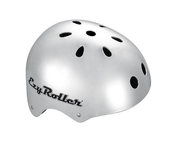 Ezyroller Helmet (Chrome)