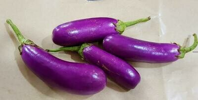 LIGHT BLUE BRINJAL LONG