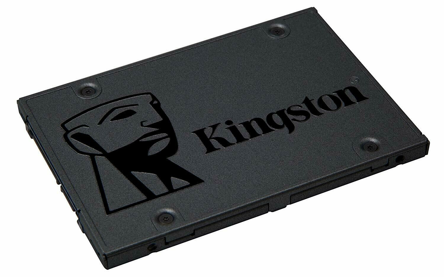 Kingston SSD A400, 120 GB Drive a Stato Solido, 2.5