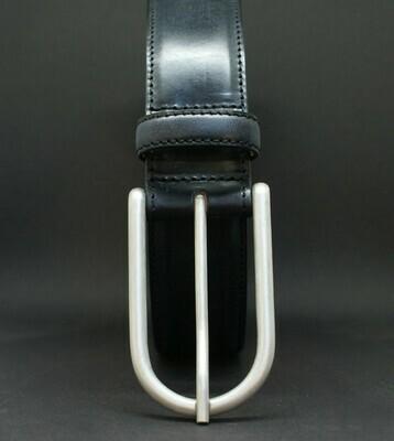Gürtel mit Schließe aus Sterlingsilber