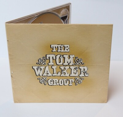 Everyone Was There - The Tom Walker Group - CD EP