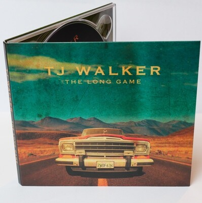 The Long Game - TJ Walker CD Album