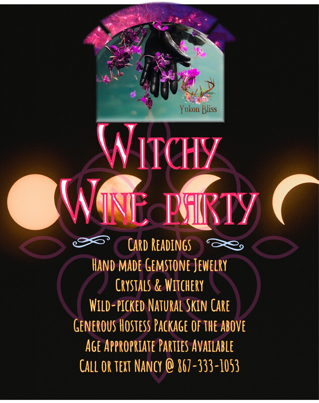Witchy Wine Party