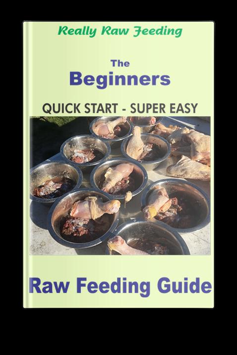 Raw Feeding Tech Support