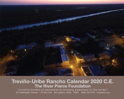 Treviño-Uribe Rancho Wall Calendar 2020