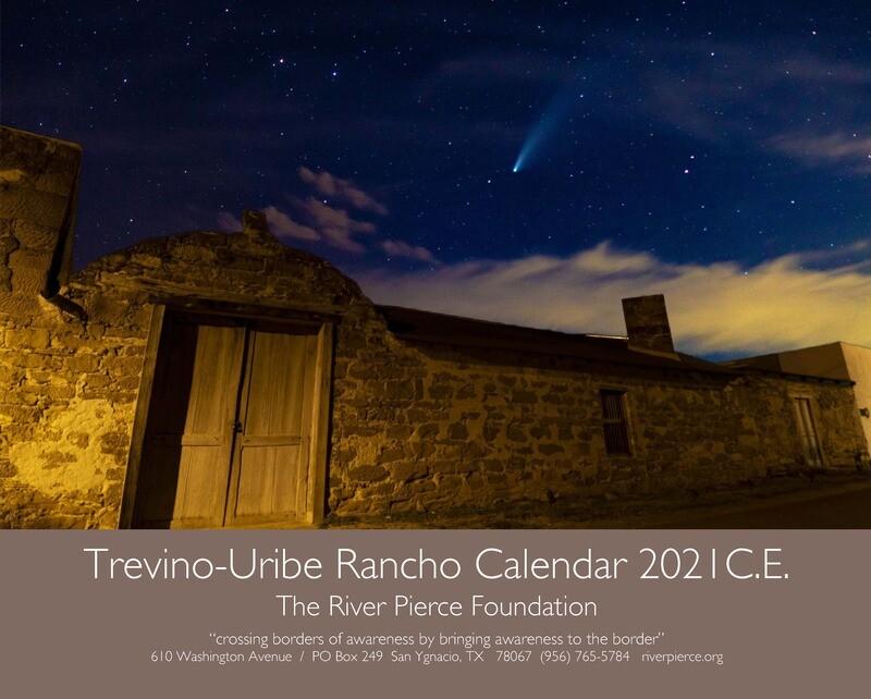 Treviño-Uribe Rancho 2021 Wall Calendar