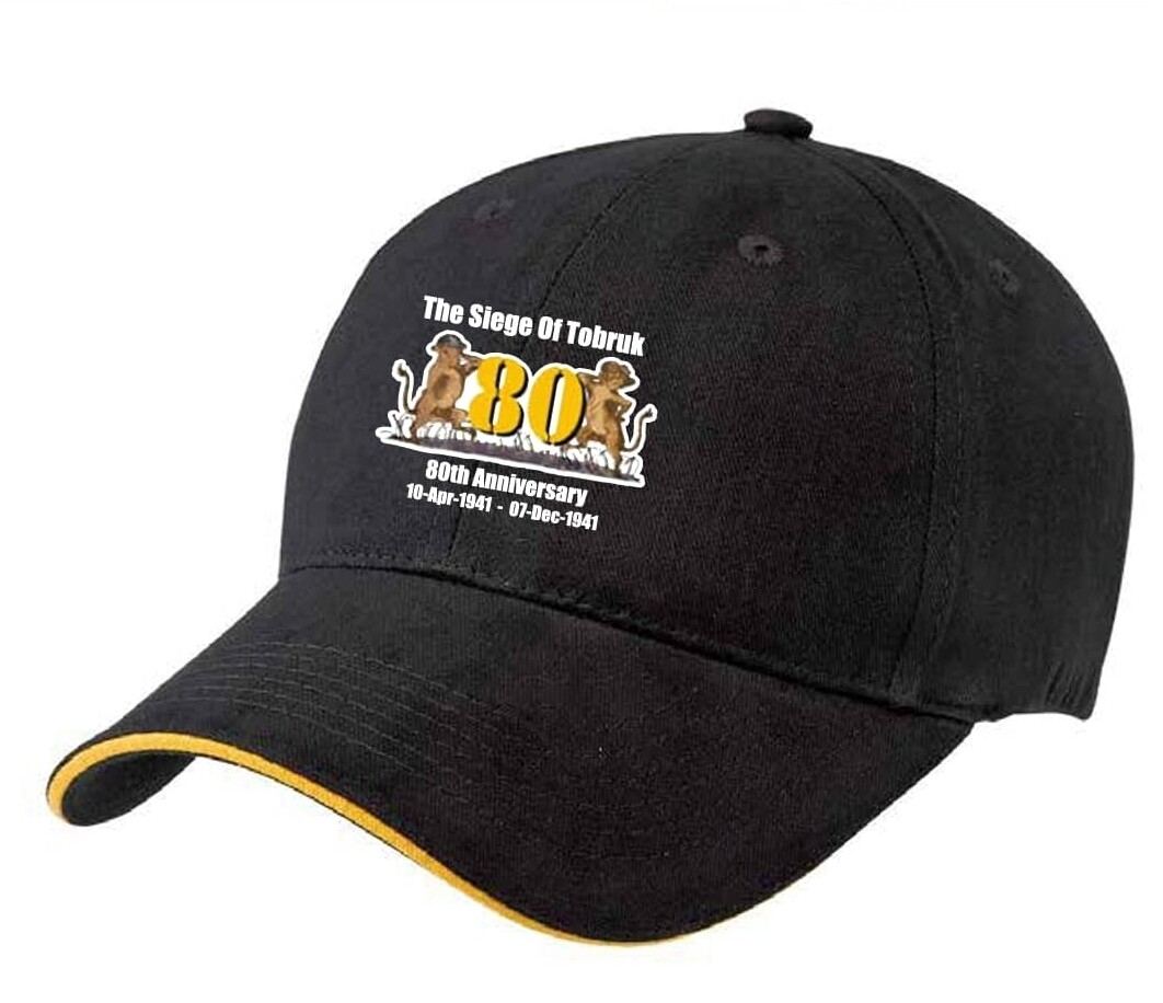 Limited Edition 80th ANNIVERSARY Cap (Members)