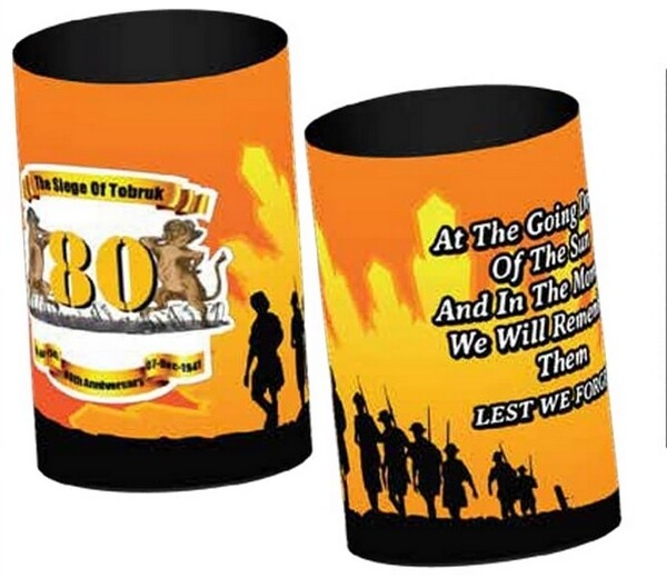 Stubby Holder Limited Edition 80th ANNIVERSARY