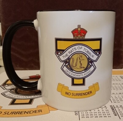 COFFEE MUGS (80TH ANNIVERSARY)