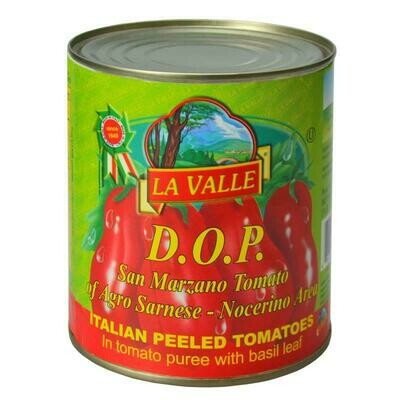San Marzano Tomatoes 2.5kg (DOP)