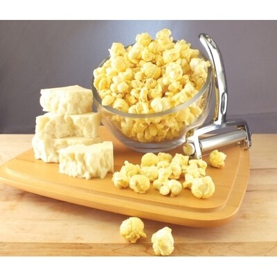 2 White Cheddar Gourmet Popcorn Twin Pack
