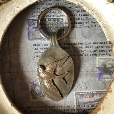 Swallow Key Fob