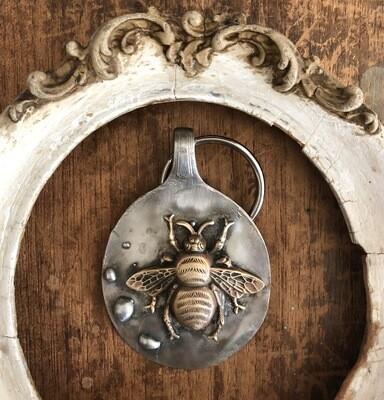 Bee Keeper Fob