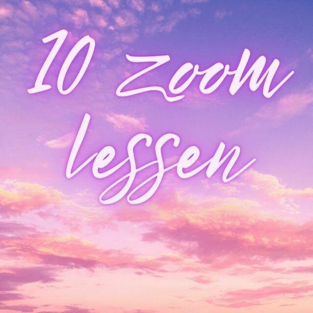 10 Zoom lessen