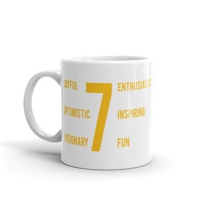 Enneagram 7 Mug