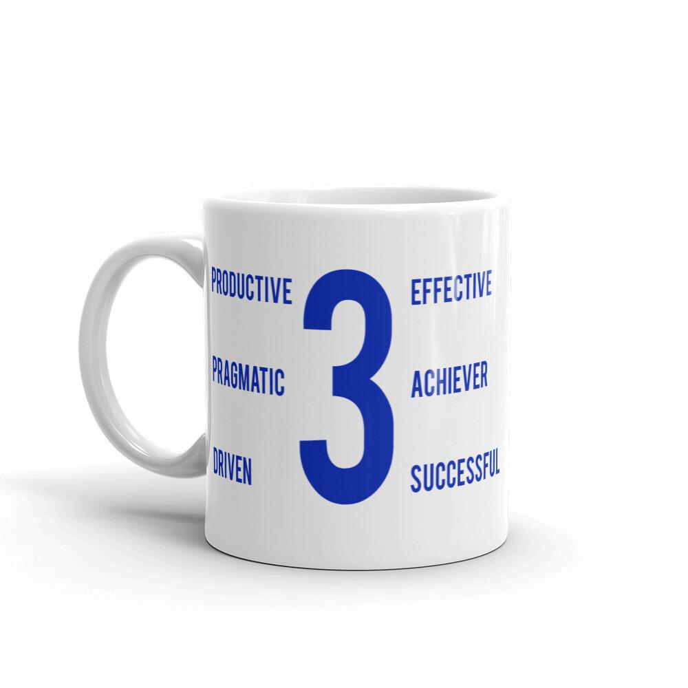 Enneagram 3 Mug