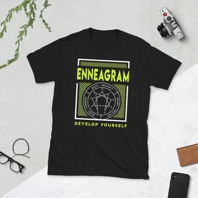 Enneagram Highlighter - Short-Sleeve Unisex T-Shirt