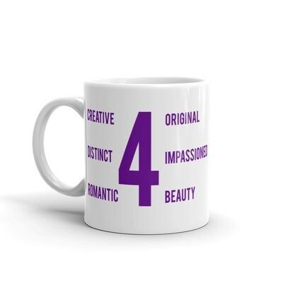 Enneagram 4 Mug