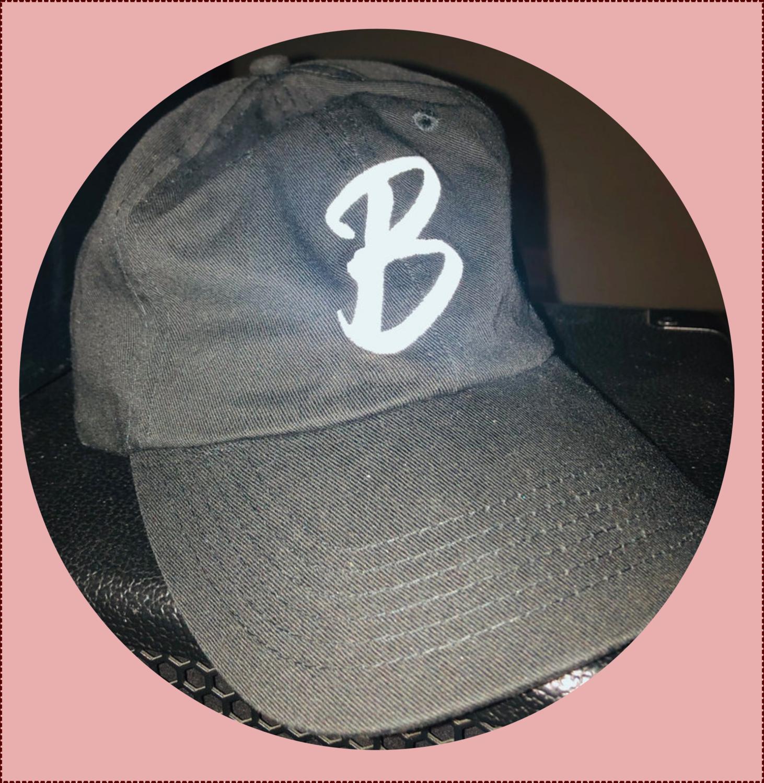 Black Dad Hat