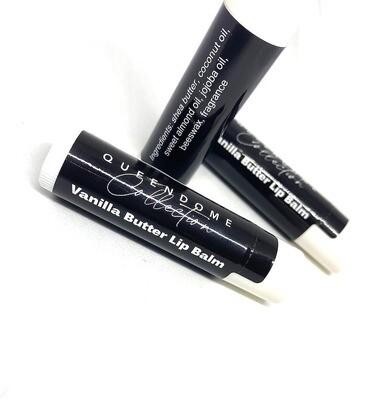 Vanilla Butter Lip Balm
