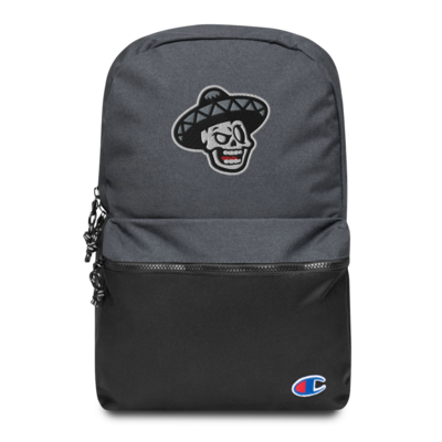 The Mexcellence Logo Embroidered Champion Backpack