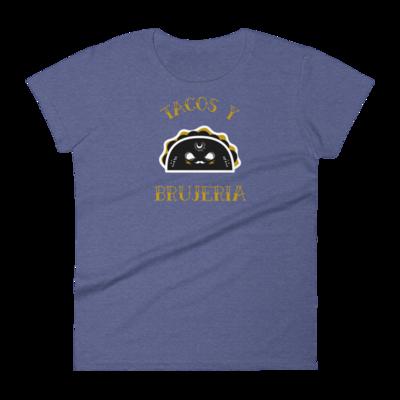 Tacos Y Brujeria Women's Short Sleeve