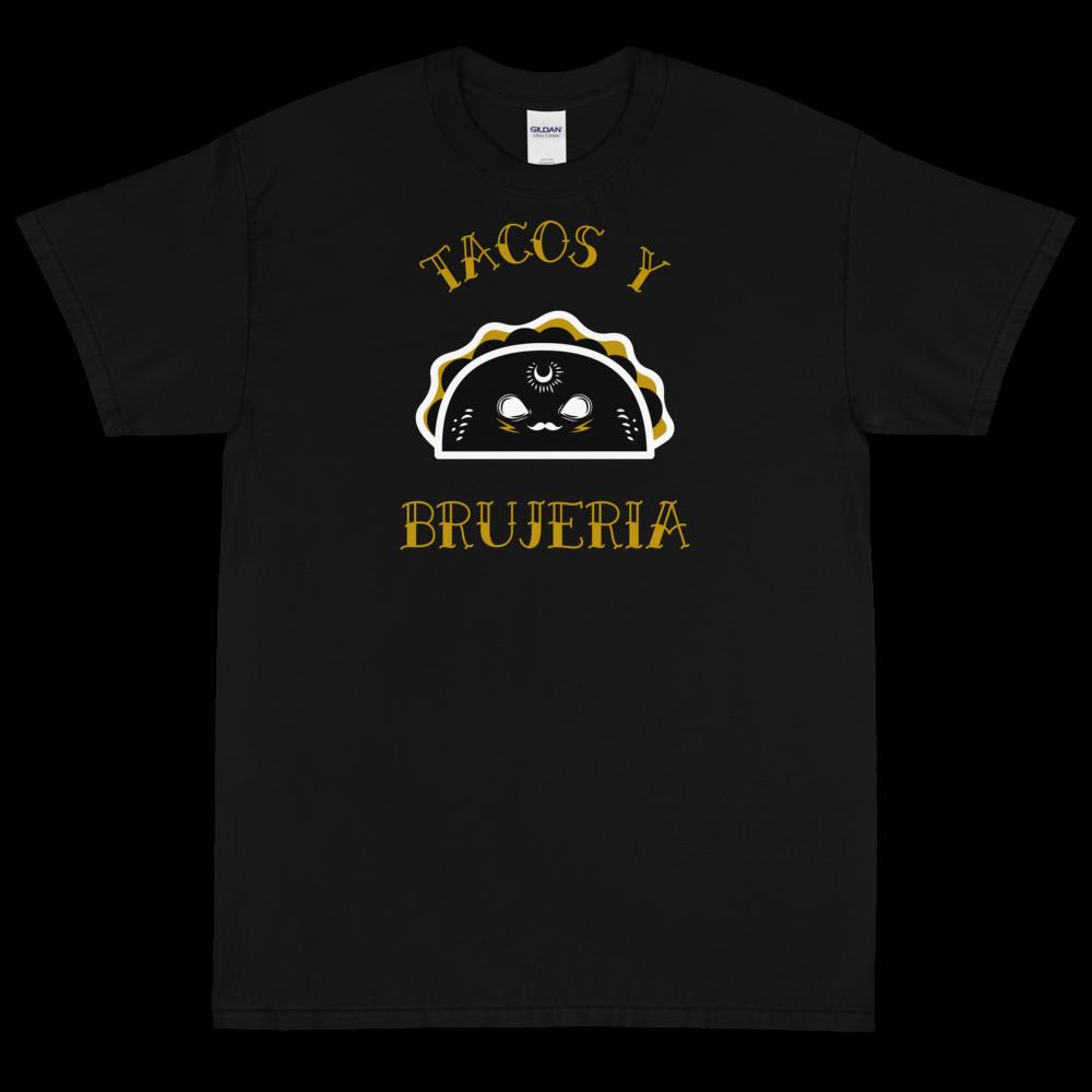 Tacos Y Brujeria Men's Short Sleeve