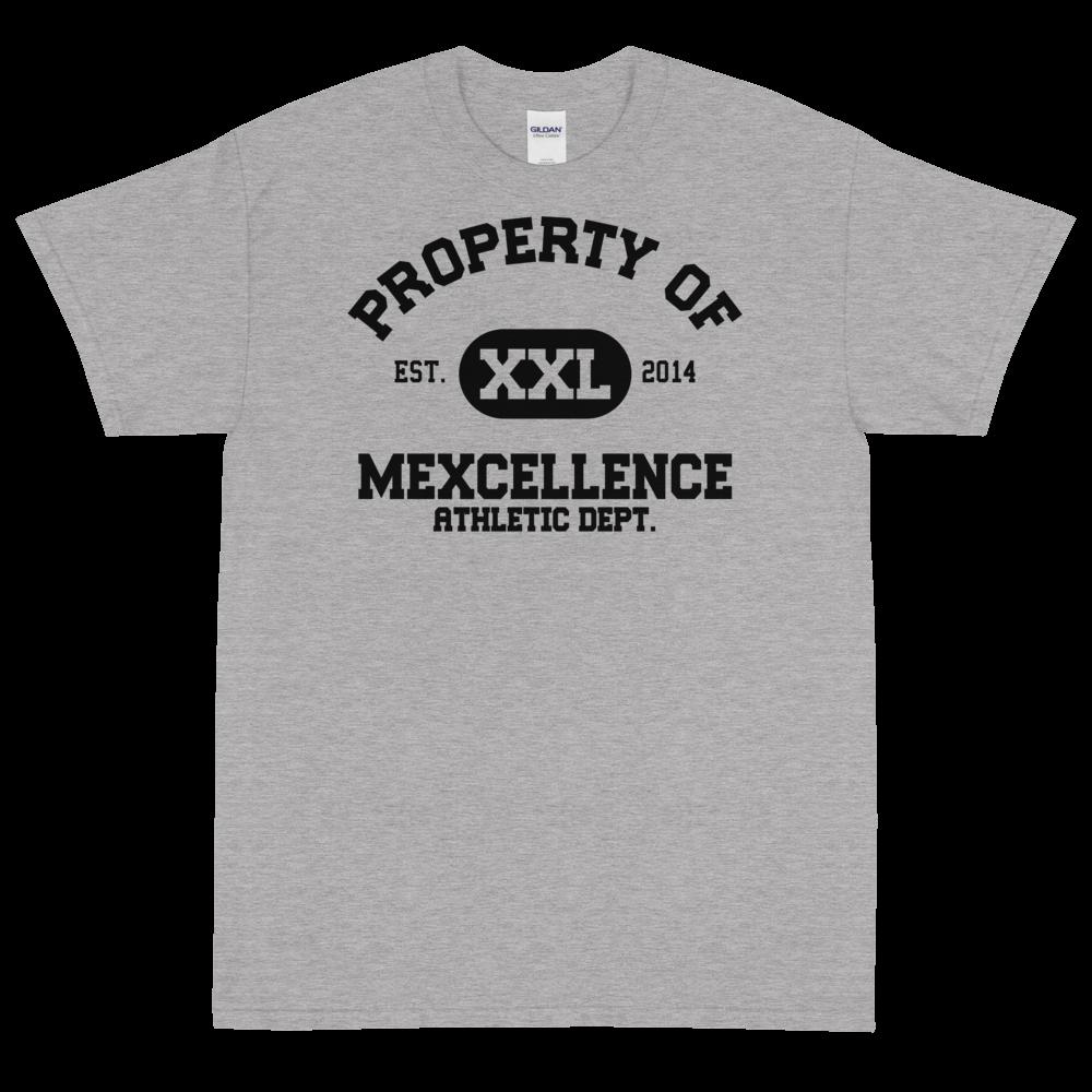 Mexcellence Athletic Dept. Men's Short Sleeve