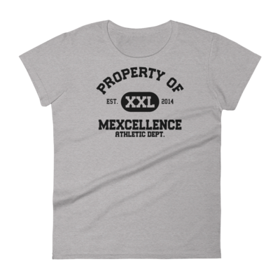 Mexcellence Athletic Dept. Women's Short Sleeve