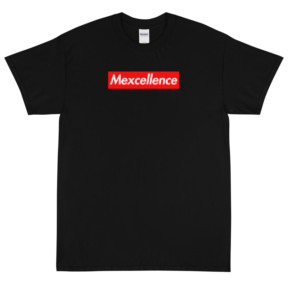 Supreme Mexcellence Men's Short Sleeve