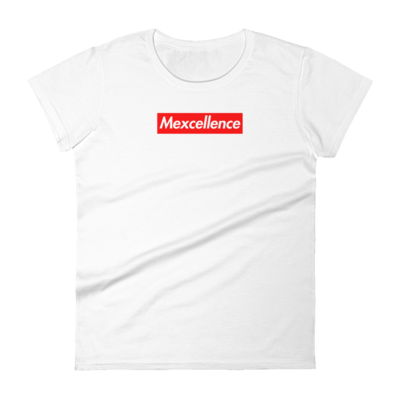 Supreme Mexcellence Women's Short Sleeve