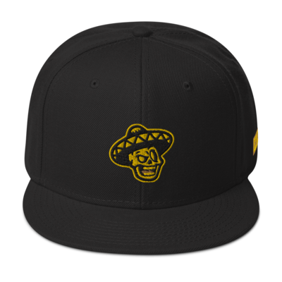 The Mexcellence Logo *SPECIAL RICH PERSON EDITION* Snapback Hat